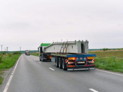 transport agabaritic 12