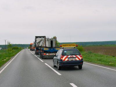 transport agabaritic 14