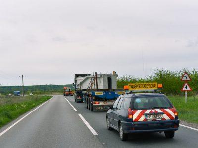 transport agabaritic 16