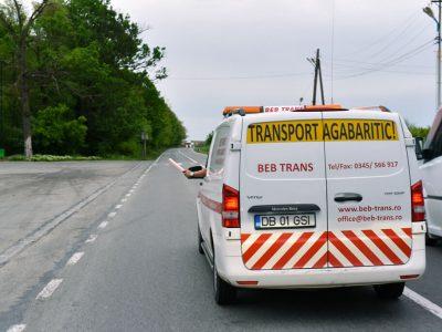 transport agabaritic 19