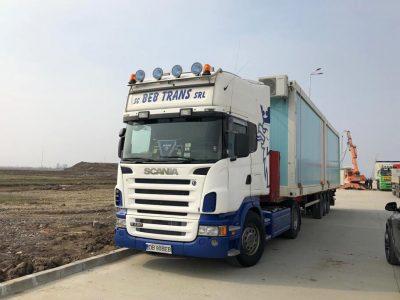 transport agabaritic 30