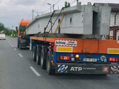 transport agabaritic 7