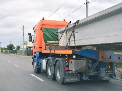 transport agabaritic 8